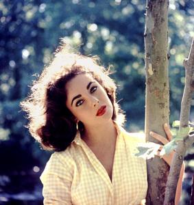 Elizabeth Taylor1957 © 1978 Bob Willoughby - Image 0712_5047