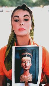 Elizabeth Taylor C.1960 © 1978 Bob Willoughby - Image 0712_5051