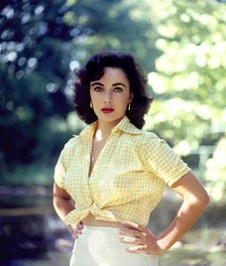 Elizabeth Taylor1957 © 1978 Bob Willoughby - Image 0712_5064