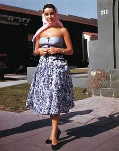 Elizabeth TaylorC. 1960** I.V. - Image 0712_5084