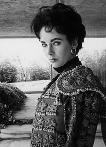 Elizabeth Taylor 1956 © 1978 Sanford Roth / AMPAS - Image 0712_5191