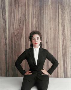 Elizabeth Taylor1956 © 2001 Mark Shaw - Image 0712_5213
