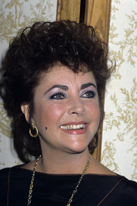 Elizabeth Taylorcirca 1980s © 1980 Gary Lewis - Image 0712_5241