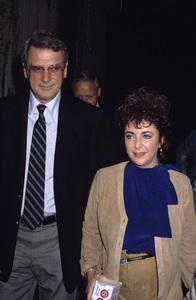 Elizabeth Taylor and Rock Hudsoncirca 1980s © 1980 Gary Lewis - Image 0712_5256
