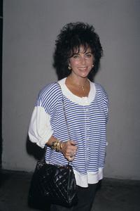 Elizabeth Taylorcirca 1980s © 1980 Gary Lewis - Image 0712_5269