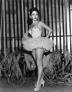 Elizabeth Taylorcirca 1950s** B.L. - Image 0712_5289