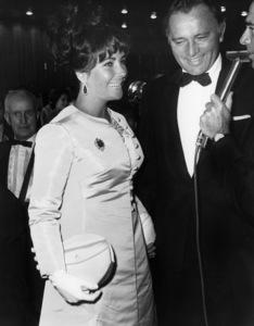 Elizabeth Taylor and Richard Burton1965Photo by Joe Shere - Image 0712_5295