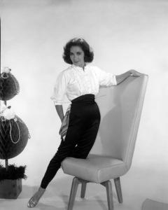Elizabeth Taylor1956© 1978 Wallace Seawell - Image 0712_5297