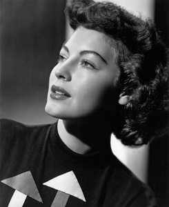 Ava Gardner1949Photo by Gaston Longet - Image 0713_0009