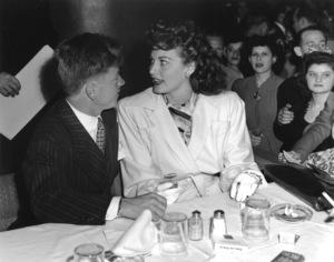 Mickey Rooneywith wife Ava GardnerC. 1942Photo by Bill Dudas - Image 0713_0018