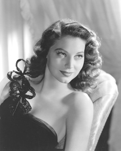 Ava Gardner1944Photo by C.S. Bull**I.V. - Image 0713_0566