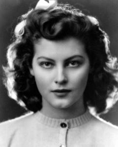 Ava Gardner at age 13circa 1935 **I.V. - Image 0713_0588
