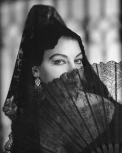 Ava Gardner1955Photo by Hoyningnen-Huene/**I.V. - Image 0713_0596