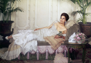 Ava Gardner as Lillie Langtry1972© 1978 Wallace Seawell - Image 0713_0609