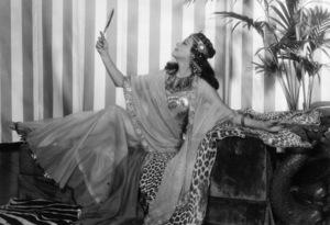 Ava Gardner1971© 1978 Wallace Seawell - Image 0713_0611