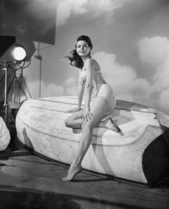 Ava Gardner poses for pin-up 1945 ** I.V. - Image 0713_0619