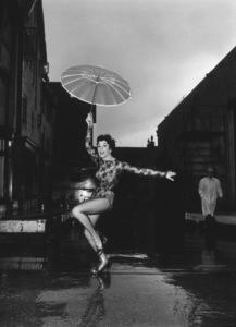 Leslie Caroncirca 1964 © 1978 Bud Fraker - Image 0715_0018
