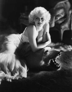 Jean Harlowcirca 1934Photo by George Hurrell - Image 0716_0012