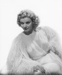 Jean Harlow 1936 © 1978 Ted Allan  - Image 0716_0029