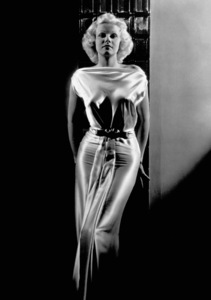 Jean Harlow1935Photo by George Hurrell - Image 0716_0380