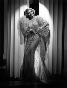 Jean Harlow circa 1936 © 1978 Ted Allan