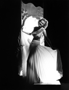 Jean Harlow 1936 © 1978 Ted Allan
