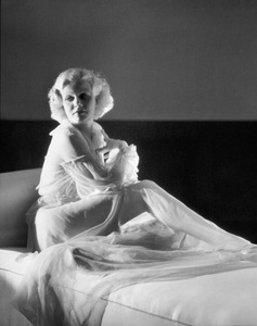Jean Harlow1933Photo by George Hurrell - Image 0716_0926