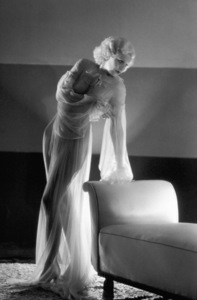 Jean Harlow1933Photo by George Hurrell - Image 0716_0928