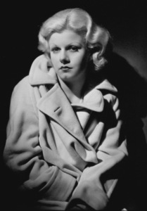 Jean Harlow1933Photo by George Hurrell - Image 0716_1154