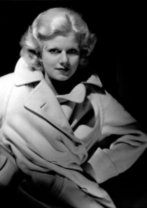 Jean Harlow1933Photo by George Hurrell - Image 0716_1159