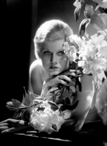 Jean Harlow1933Photo by George Hurrell - Image 0716_1160
