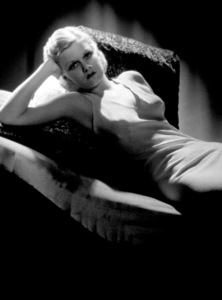 Jean Harlow1933Photo by George Hurrell - Image 0716_1163