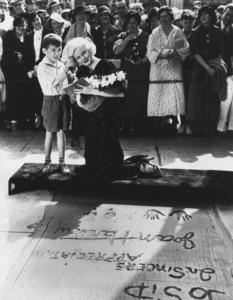 Jean HarlowSeptember 29, 1933**R.C. - Image 0716_1176