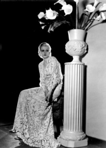 Jean Harlow1931Photo by George Hurrell - Image 0716_1181