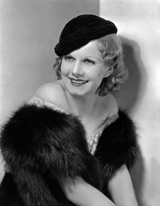 Jean Harlow1932Photo by Clarence Sinclair Bull** I.V. - Image 0716_1193