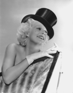 Jean Harlow1933Photo by C.S. Bull**I.V. - Image 0716_1194