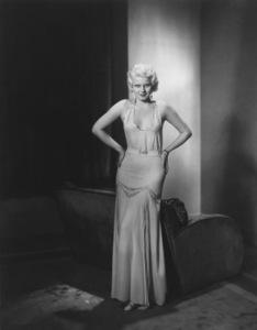 Jean Harlowcirca 1933**R.C. - Image 0716_1216
