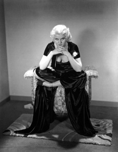 "Jean Harlow in ""Iron Man""1931 Universal** I.V. - Image 0716_1218"