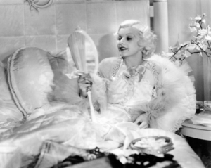 """Jean Harlow in """"Dinner at Eight""""1933 MGM** I.V. / M.T. - Image 0716_1288"""