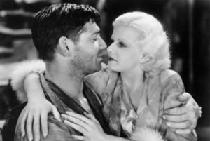 "Clark Gable and Jean Harlow in ""Red Dust""1932 MGM** I.V. / M.T. - Image 0716_1293"