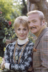 Shirley Jones and Jack Cassidy at home1973© 1978 Gene Trindl - Image 0717_0052