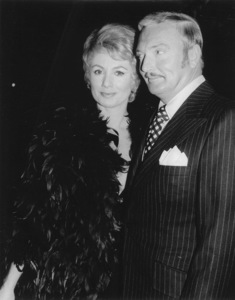 Shirley Jones with husband Jack Cassidy, 1972 © 1978 Kim Maydole Lynch - Image 0717_0054