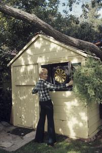 Shirley Jones at home1973© 1978 Gene Trindl - Image 0717_0076