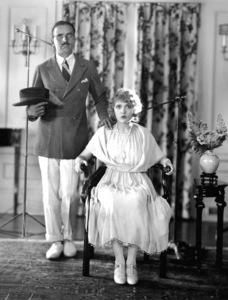 Mary Pickford and Douglas Fairbanks at Pickfaircirca 1925Photo by Spurr**I.V. - Image 0718_1144