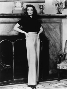 "Katharine Hepburn""The Philadelphia Story""1940 MGM - Image 0722_0081"