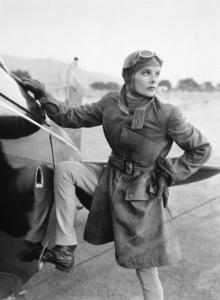 "Katharine Hepburn in ""Christopher Strong""1933 RKO Radio Pictures - Image 0722_1021"