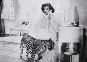 "Katharine Hepburn in ""Bringing Up Baby""1938 RKO - Image 0722_1023"