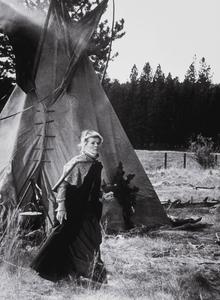 "Katharine Hepburn in""Roster Cogburn""1975 Universal - Image 0722_1033"