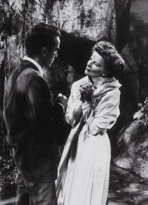 "Katharine Hepburn and Montgomery Cliftin ""Suddenly Last Summer""1959 Columbia - Image 0722_1040"