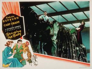 "Katharine Hepburn in""Bringing Up Baby""1938 RKO**M.H./ Lobby Card - Image 0722_1109"